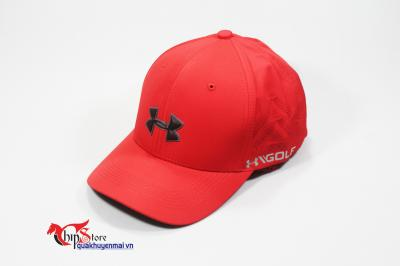 Under Armour Logo 3D màu đỏ
