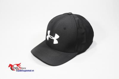 Under Armour Logo 3D màu đen
